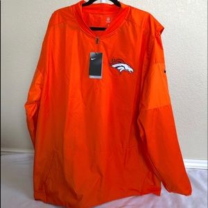 Nike NFL Dri-Fit Waterproof Pullover
